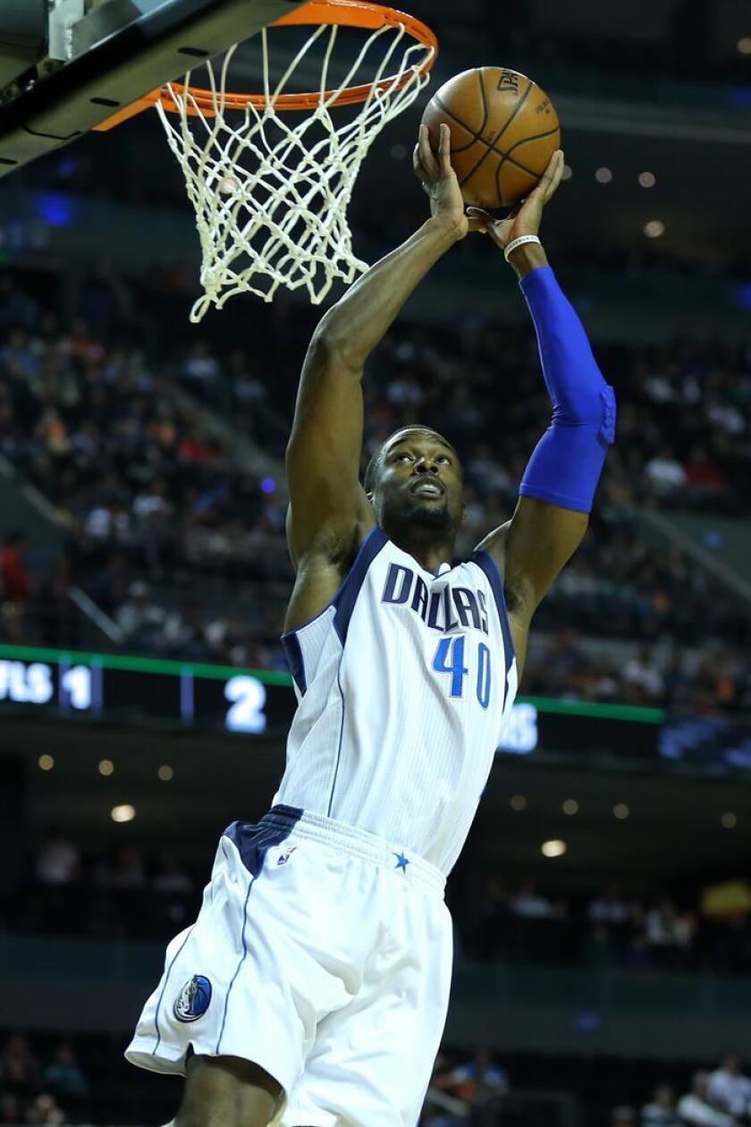 El jugador de Mavericks de Dallas Harrison Barnes. EFE/Archivo