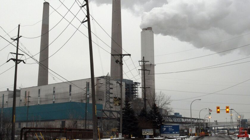 Trump's first year: EPA gives power plants expanded license to pollute