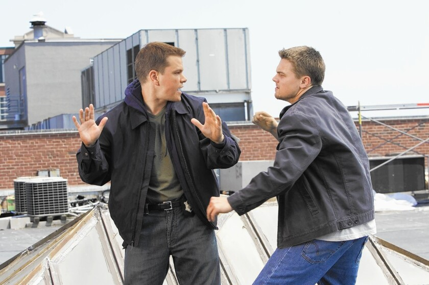 """""""The Departed"""""""