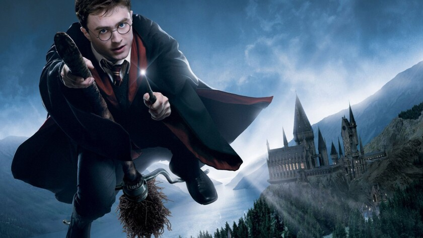 Harry Potter and the Forbidden Journey at Universal Studios