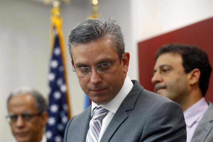 El gobernador de Puerto Rico, Alejandro García Padilla, va a convocar una segunda sesión Extraordinaria de la legislatura en el que habrá nombramientos y algunos proyectos de Ley. EFE/ARCHIVO