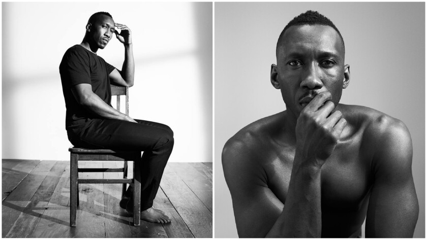 "Introducing Calvin Klein's spring 2017 men's underwear campaign featuring cast members from ""Moonlight,"" which won best picture at the Academy Awards on Sunday. The campaign, which was released Monday, includes Oscar winner Mahershala Ali."