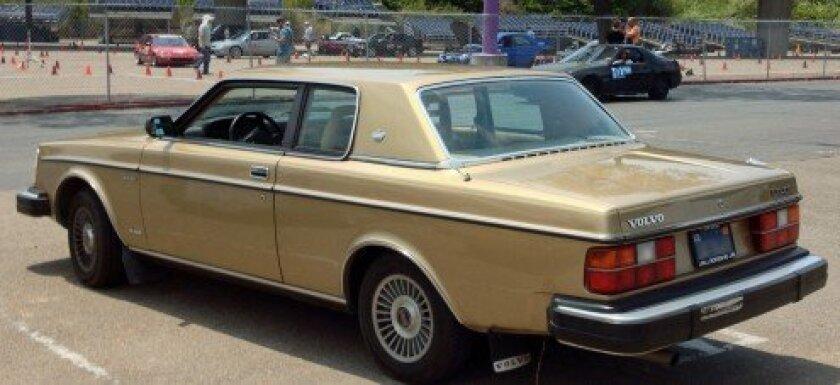 1980 Volvo Coupé by BERTONE