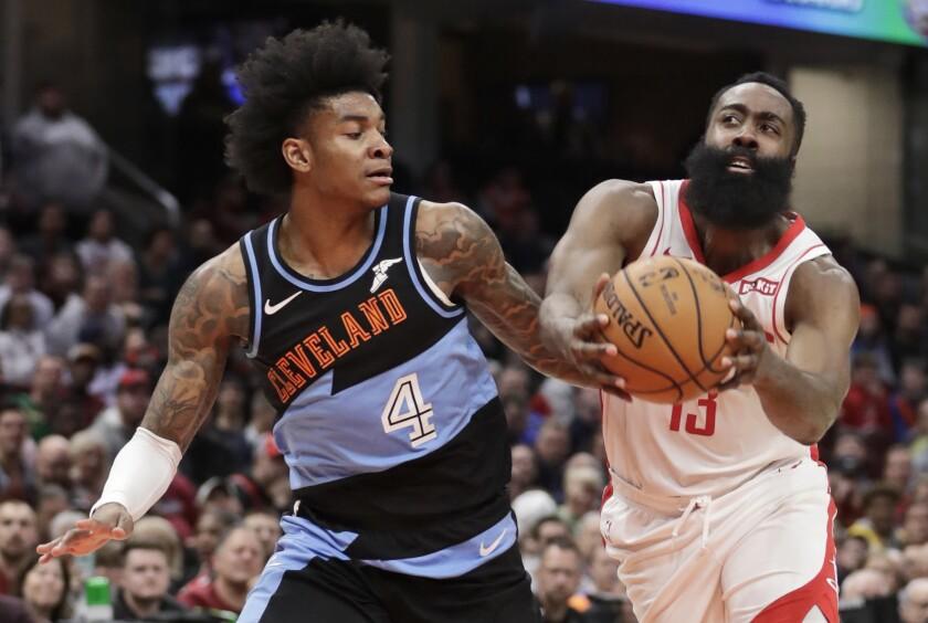 Rockets Cavaliers Basketball