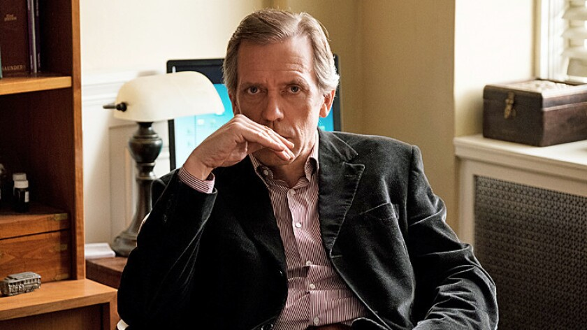 "Hugh Laurie in Hulu's ""Chance"""