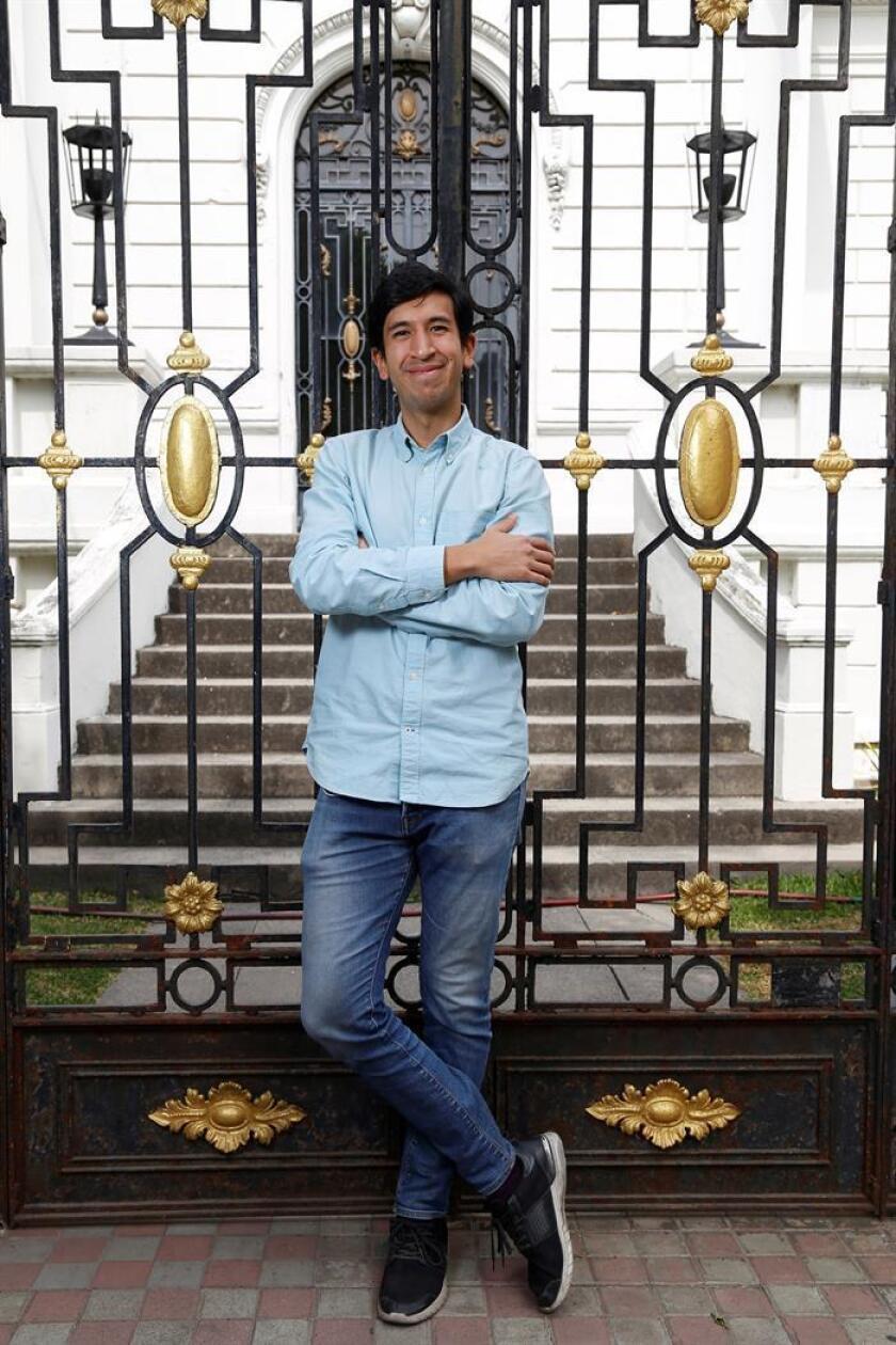 """El independiente Pedro Kumamoto creará un partido """"distinto"""" en México"""