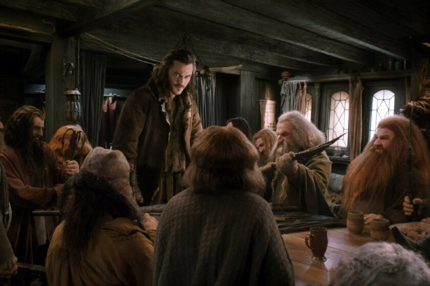 'The Hobbit: The Desolation of Smaug'