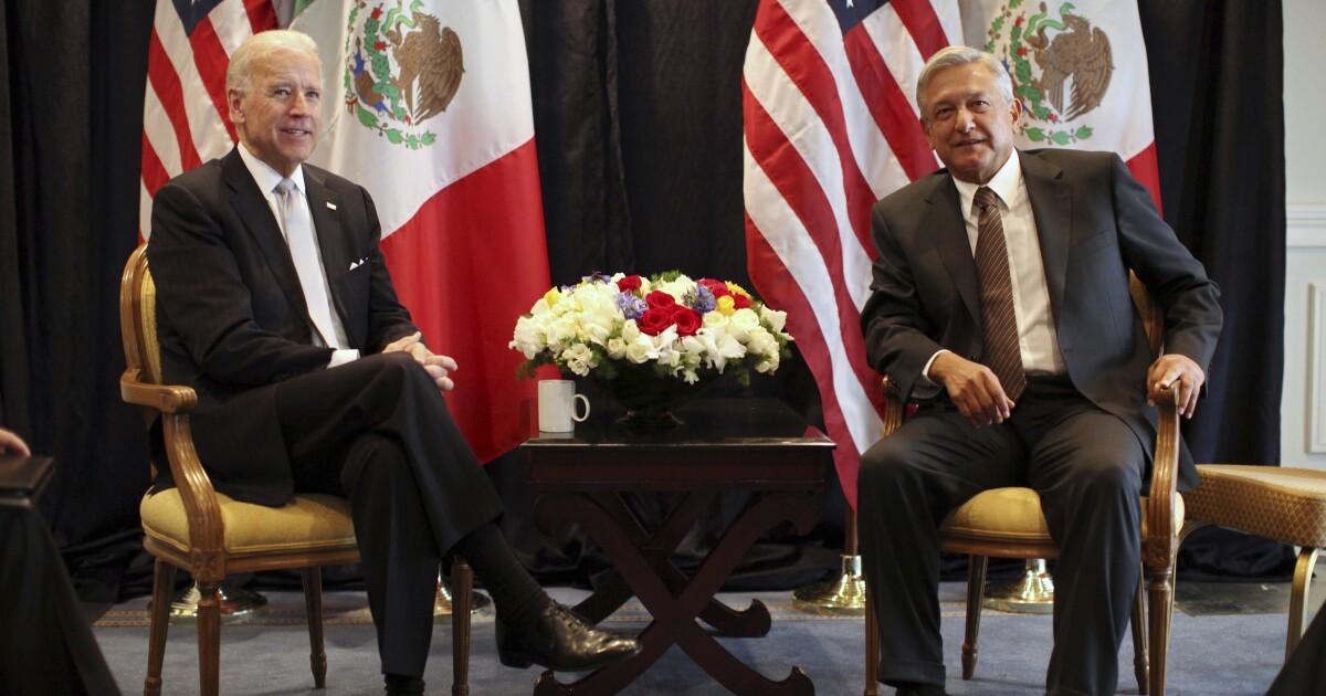 Biden, López Obrador to meet Monday, with immigration high on the agenda