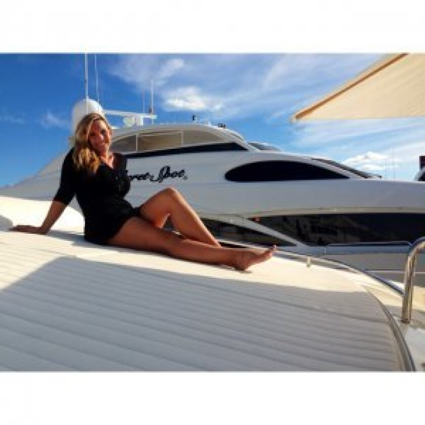 """Anjie Balla, host and producer of """"Wealth on the Water."""" Courtesy photo"""