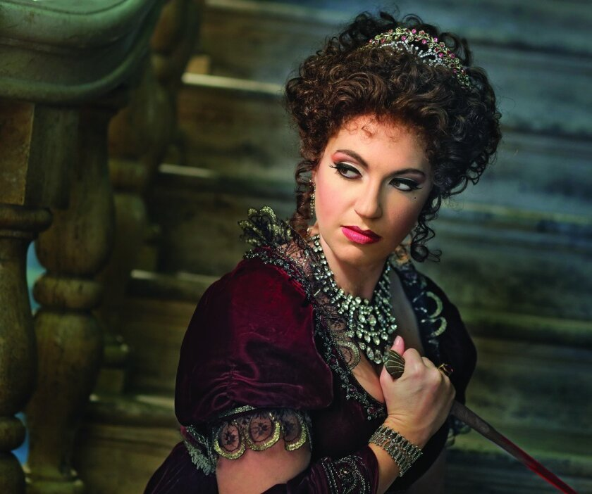 San Diego Opera presents 'Tosca' on Feb. 13, 16, 19 and 21, 2015 at San Diego Civic Theatre.