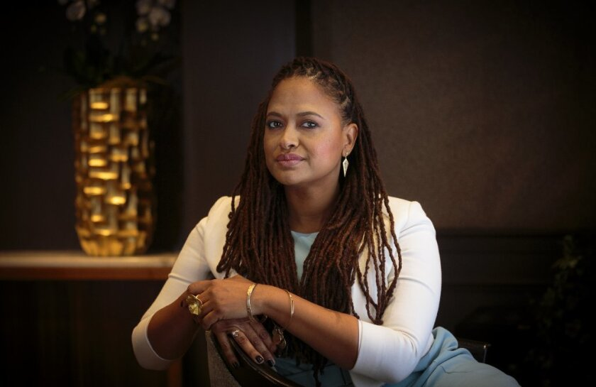 """Ava DuVernay's Netflix documentary """"13th"""" traces the link between the end of slavery and the current high incarceration numbers for black men."""