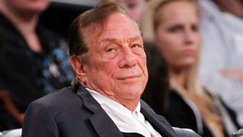 Donald Sterling settles lawsuit with NBA over sale of Clippers