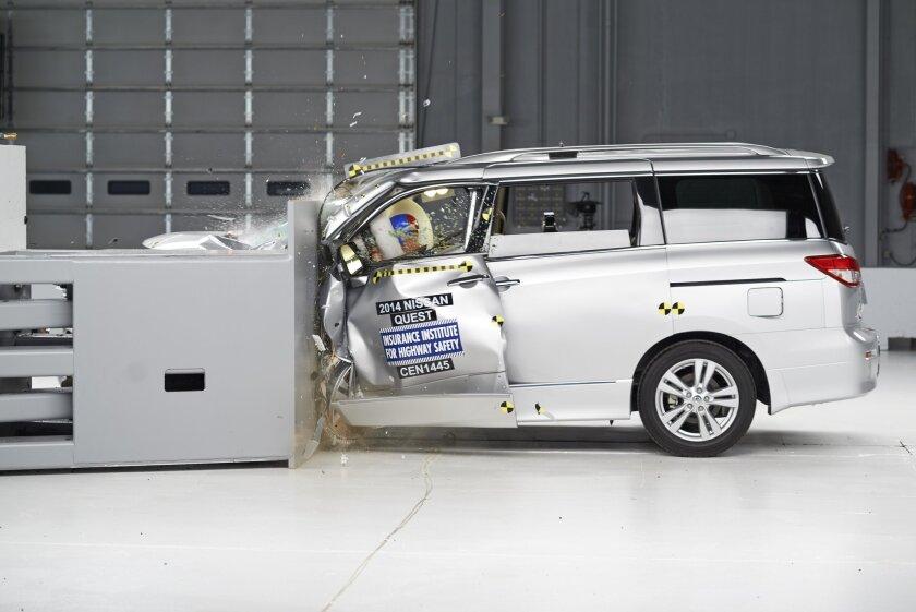 Safest cars for 2015