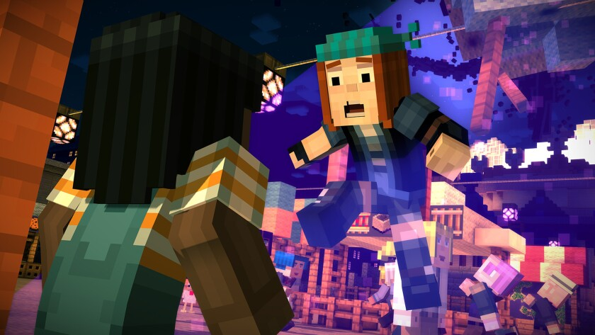 ëMinecraft: Story Modeísí adventures have familiar plots but characters worth rooting for