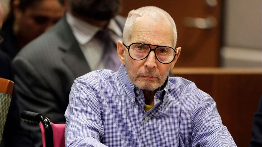Prosecutors this week laid out their evidence against New York real estate magnate Robert Durst, who is accused of murdering best friend Susan Berman in 2000.