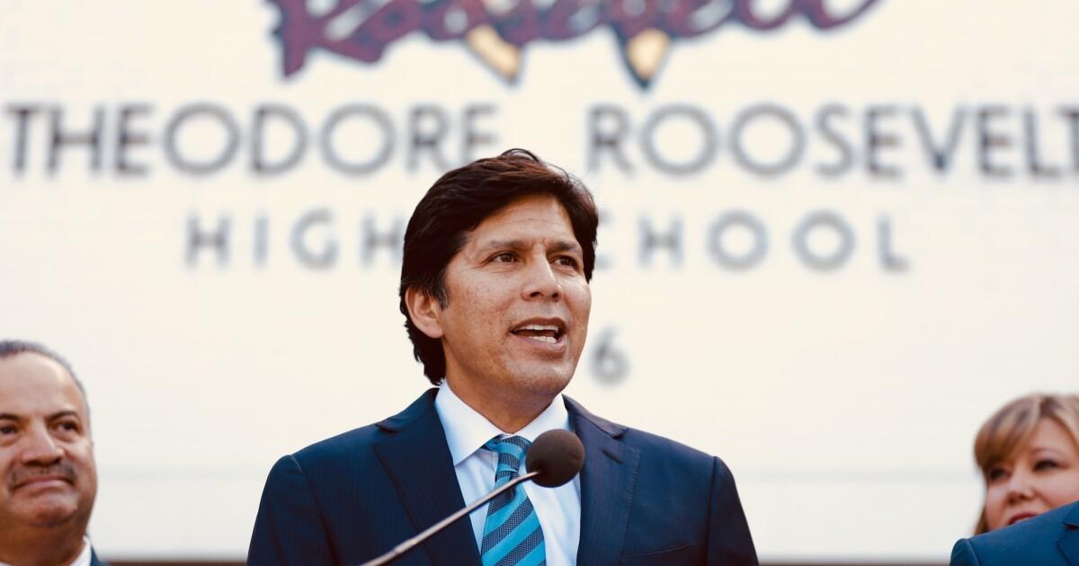 Große Ausgaben von außerhalb Gruppen stärkt L. A. City Hall Amtsinhaber und Favoriten