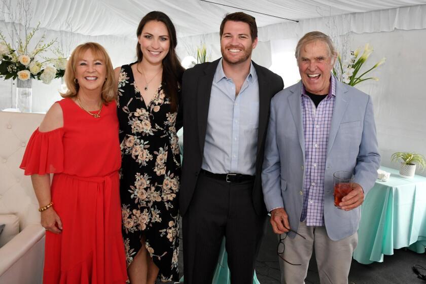 Vivian Hardage (VCF co-founder), Samantha Hardage, Chase Hardage, Brice Jones