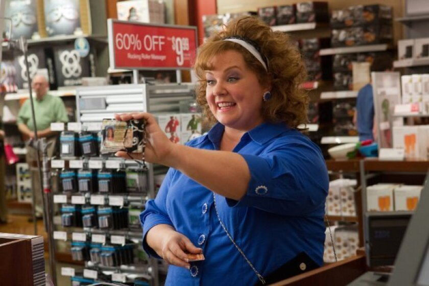 """""""Identity Thief"""" was the No. 1 film at the box office this weekend, beating """"Side Effects"""""""