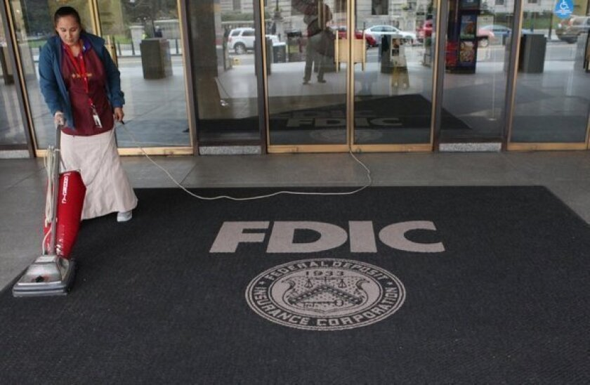 Banks' third-quarter profits the highest in six years, FDIC says