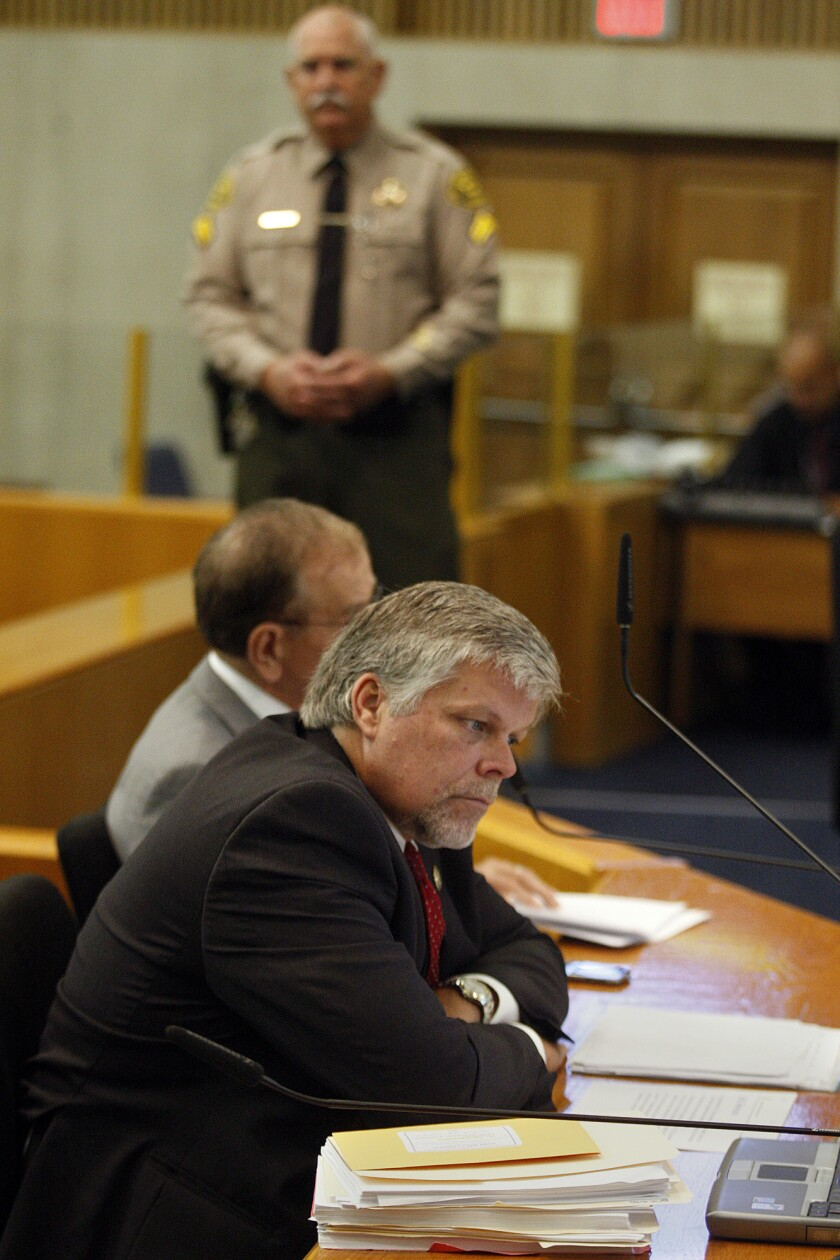 Jerry Powers, shown in 2013, is set to receive nearly $295,000 in severance after his exit as head of the city's Probation Department.