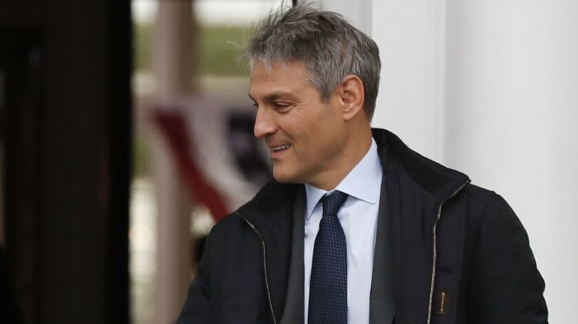 Ari Emanuel is the chief executive of Endeavor, owner of the Hollywood talent agency WME.