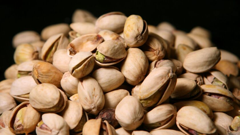 New tariffs on pistachios were announced in April as part of China's retaliation to President Trump's steel and aluminum levies, with additional taxes announced in June bringing the potential tariff rate up to as high as 45%, from just 5% originally.