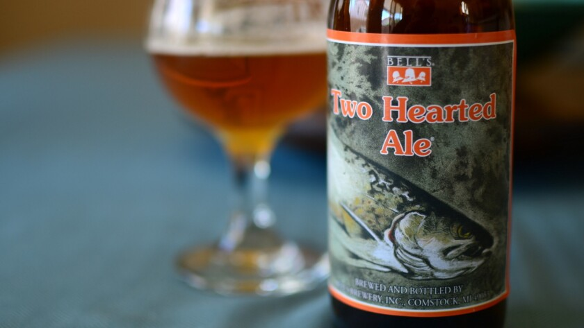 Bell's Two Hearted Ale, perhaps one of the best beers in the world, is finally available in Los Angeles.