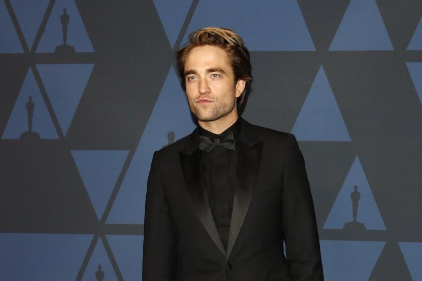 The Batman' pausa su rodaje porque Robert Pattinson tiene coronavirus - San  Diego Union-Tribune en Español