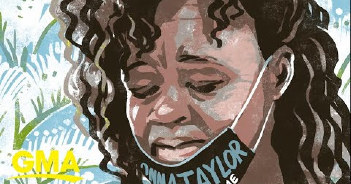 Mother Of Breonna Taylor Talks Fighting For Black Women Los Angeles Times