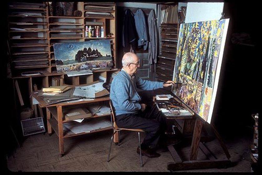 Charles Burchfield Exhibition