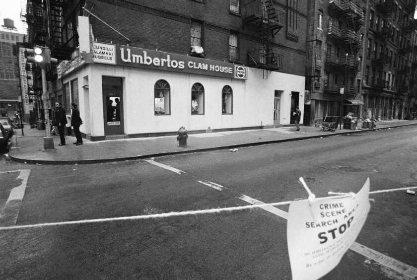 As far as we know, Umberto's Clam House does not offer a senior discount.