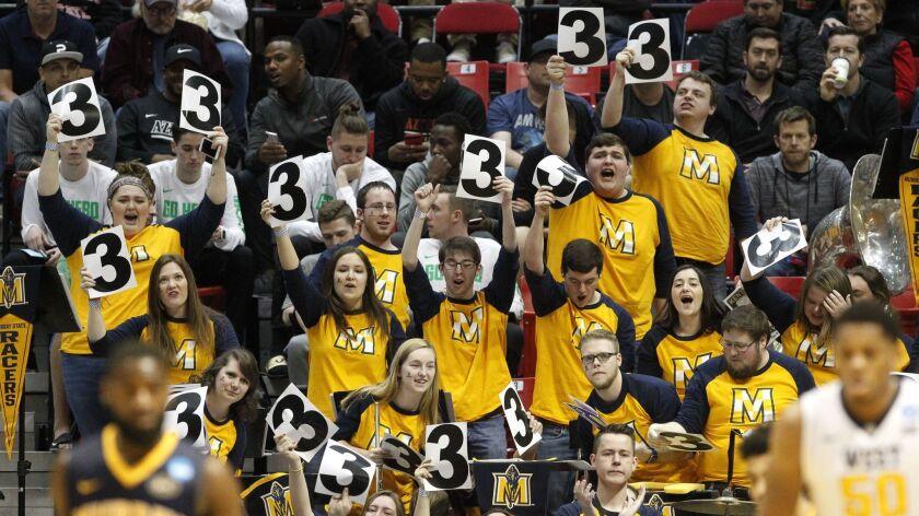 NCAA Tournament: Murray State vs. West Virginia