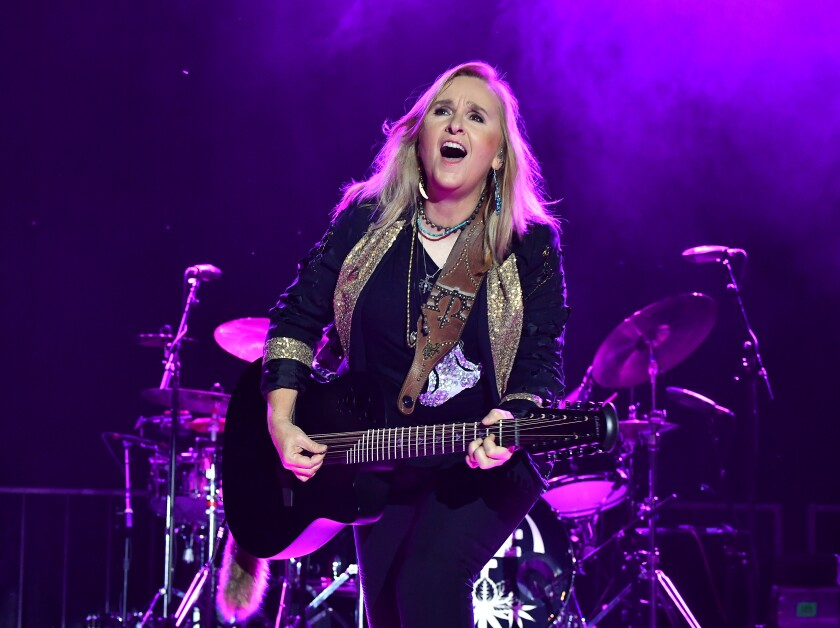Melissa Etheridge In Concert - Gainesville, GA