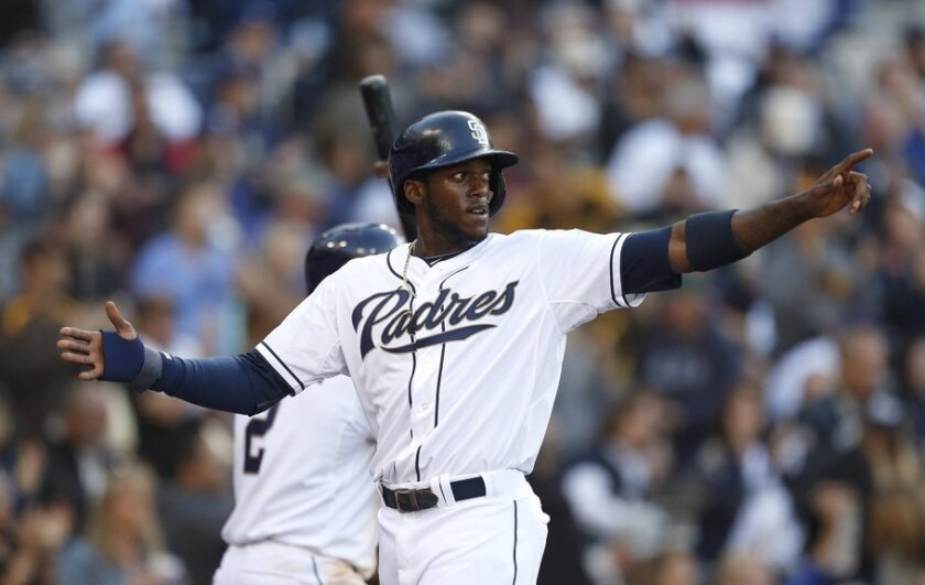 Padres 2013 Season Opener: Action