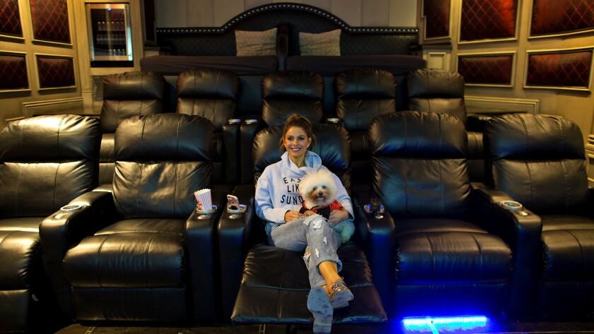 Movie palace