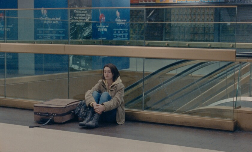 """Sidney Flanigan stars as Autumn in """"Never Rarely Sometimes Always,"""" a Focus Features release."""