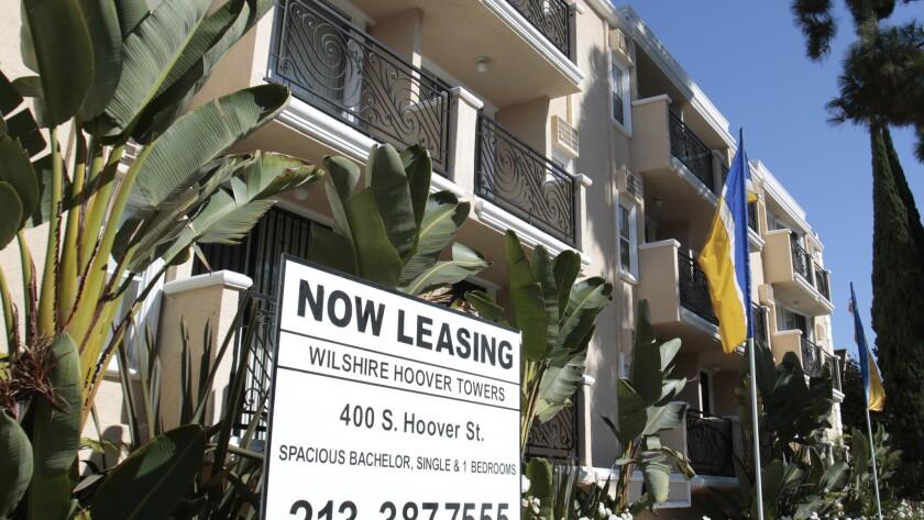 Housing in Los Angeles