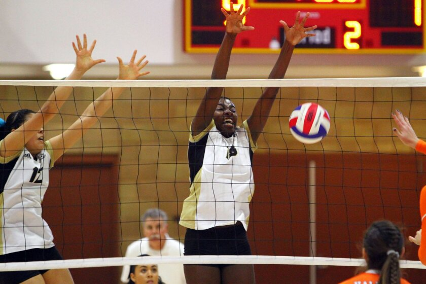 Alex Hightower has helped Olympian reach the Southern California Regional finals.