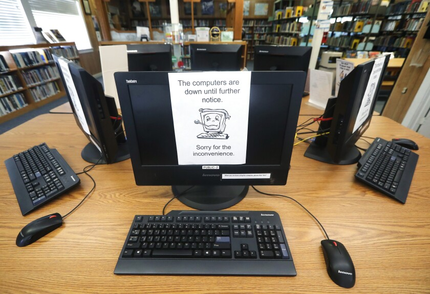 Ransomware attacks hits Newhall School District
