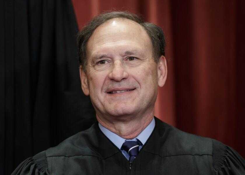 Associate Justice Samuel Alito Jr.