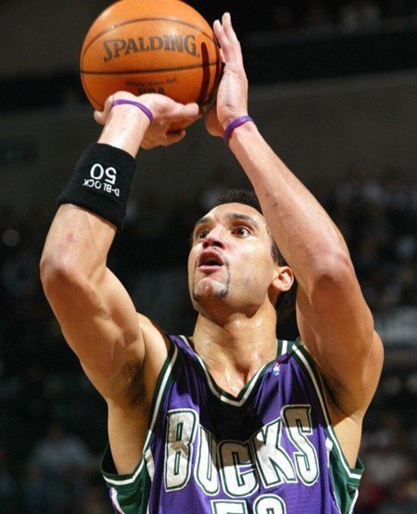 Dan Gadzuric is a 10-year NBA veteran, although he didn't play in the league last season.