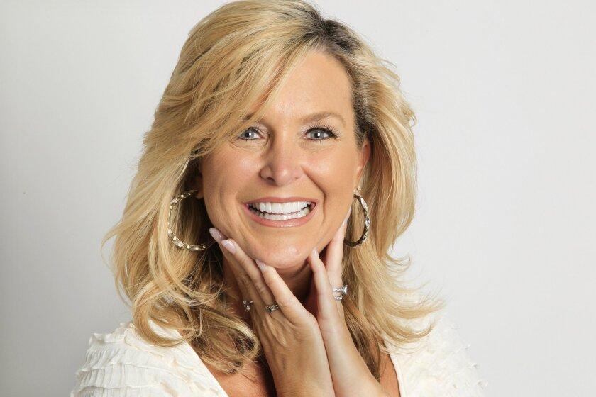 Former news anchor and pageant winner Staci Ortiz-Davis