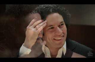 Gustavo Dudamel talks 'wow' factor of Disney Hall