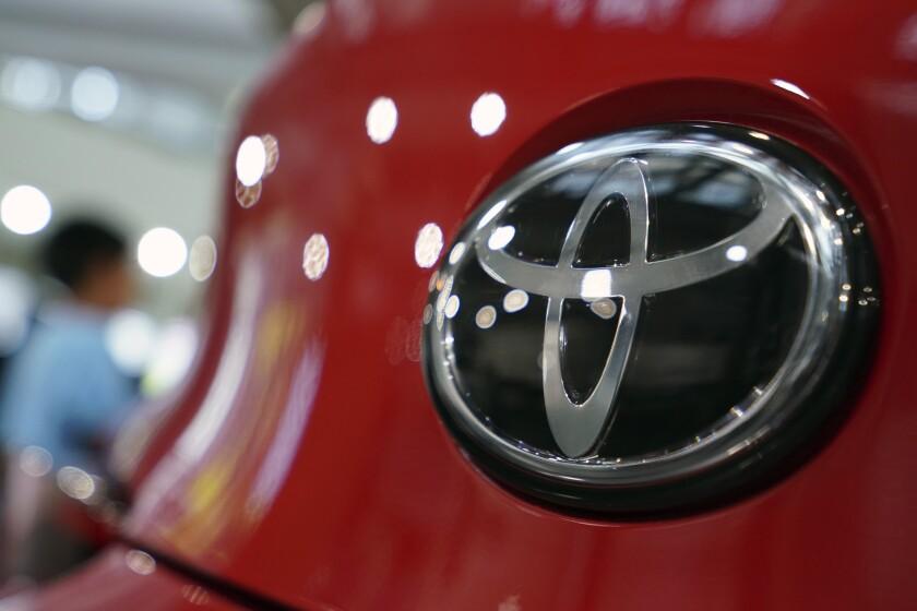 EEUU: Toyota llama a revisar 1,5 millones de vehículos