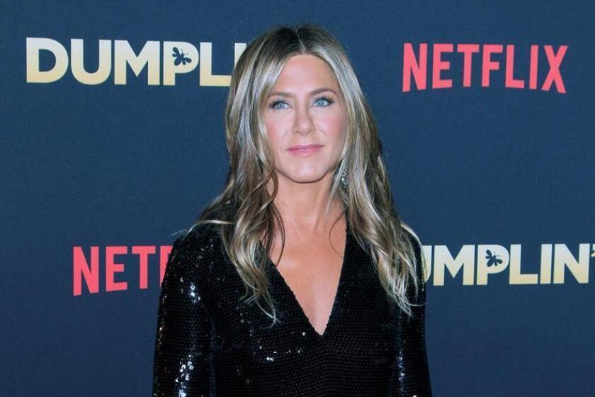 """Jennifer Aniston asegura que participaría en una reunión de """"Friends"""""""