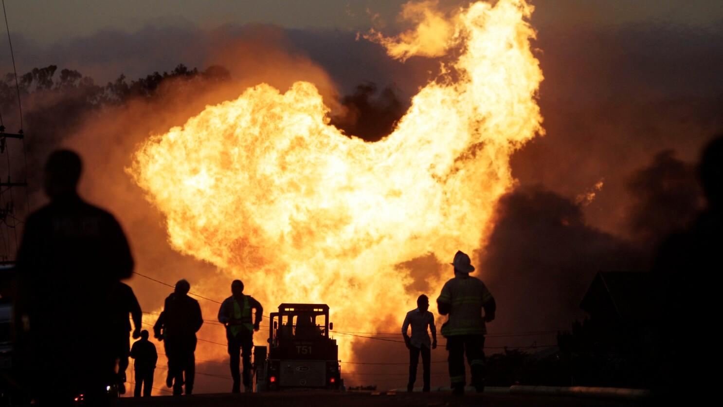 How the criminal conviction of PG&E lets the real wrongdoers go free - Los  Angeles Times