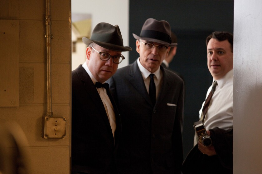 """A scene from the film """"Parkland."""""""