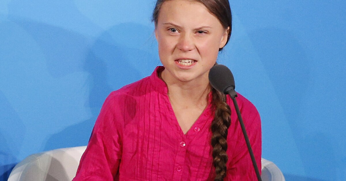 Climate activist Greta Thunberg wins 'Alternative Nobel' - Los Angeles Times