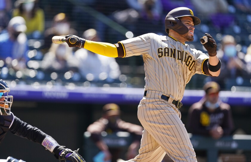 In spite of COVID-related losses of four regulars, the Padres won the series with the Rockies in Colorado.