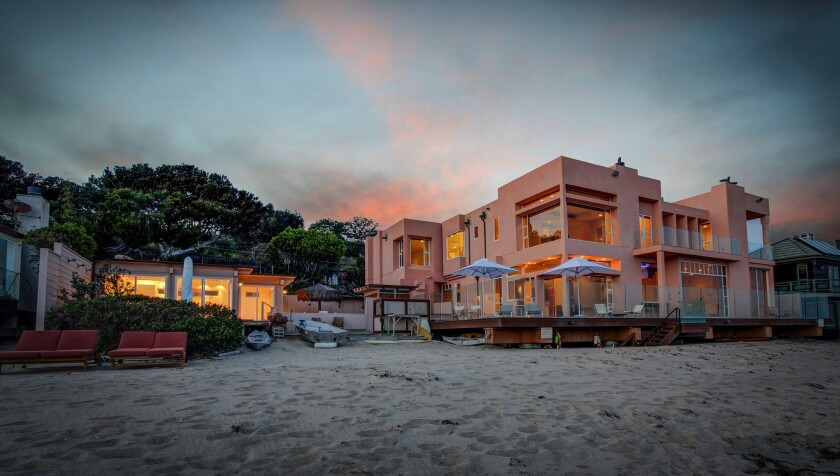 Ed Fishman's oceanfront compound | Hot Property